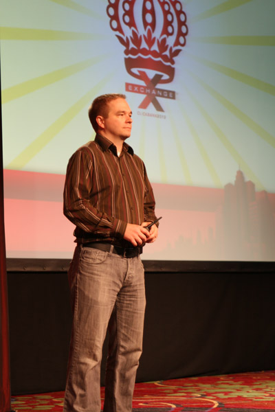 Beau at ClickBank Exchange 2012